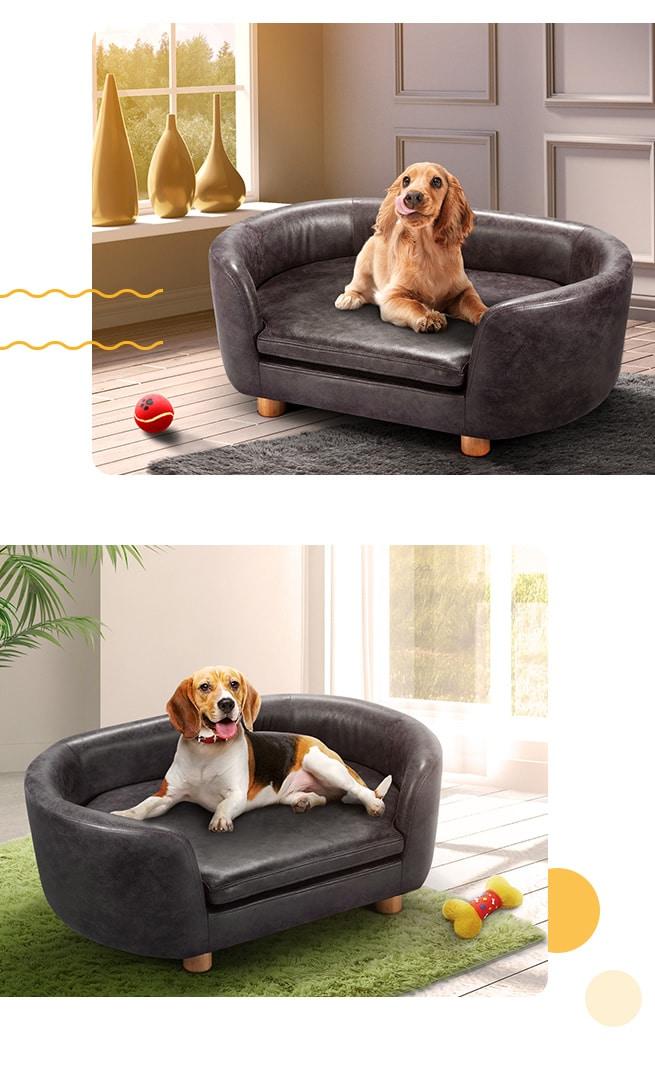 Petscene Large Dog/Cat Bed