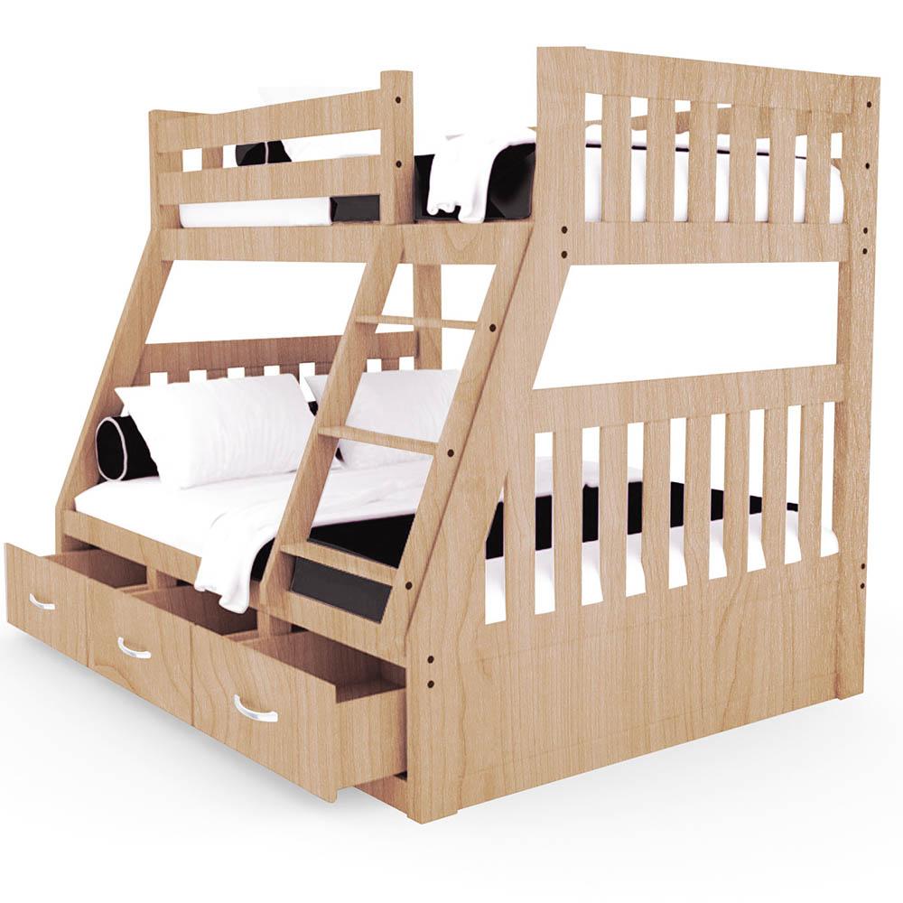Cornelia Triple Bunk Bed