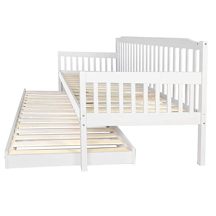 Ongus Day Bed with Trundle Bed