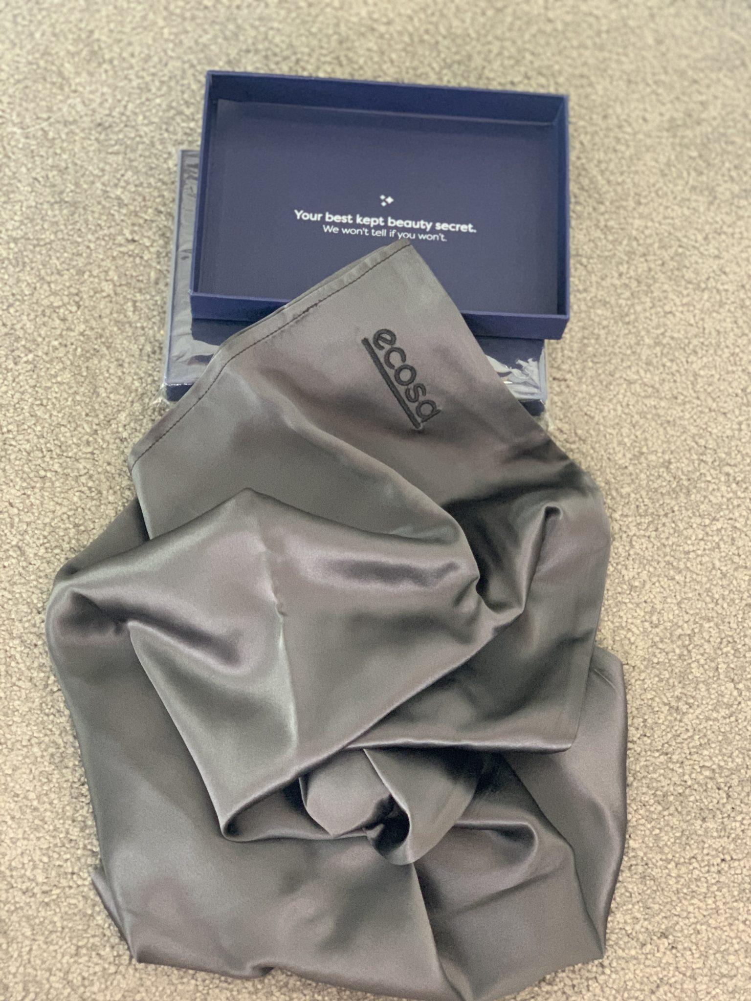 Ecosa Silk Pillowcase