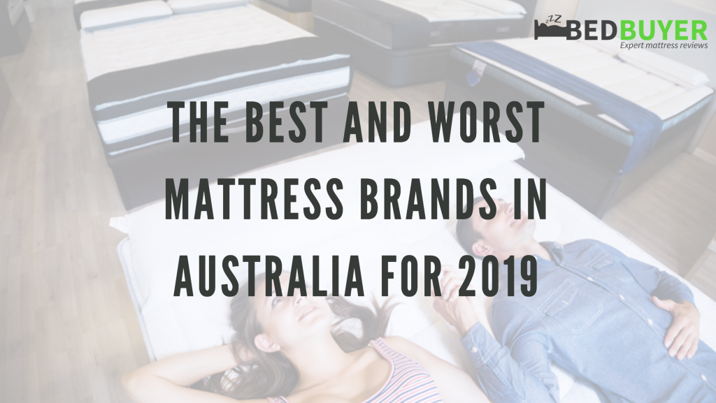 Best Mattress Brands In Australia In 2019 Bedbuyer Review