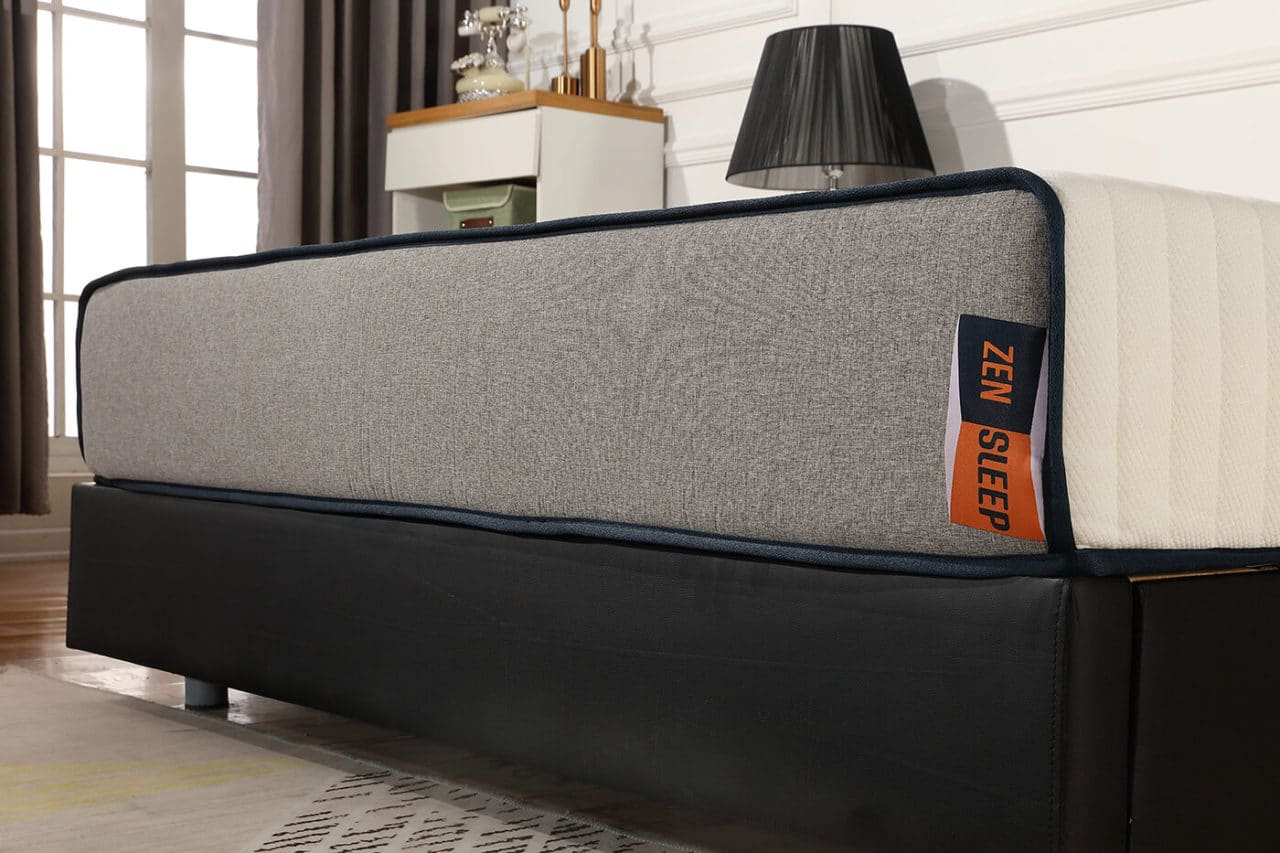 Zen Sleep Memory Foam Mattress