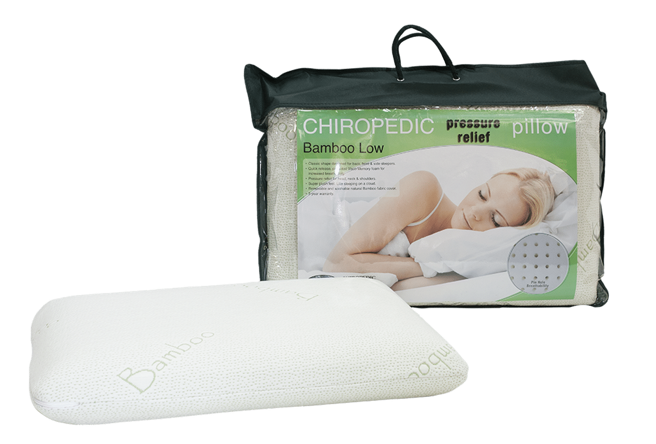 Eco Kids Bamboo Low Pillow Bedbuyer Review