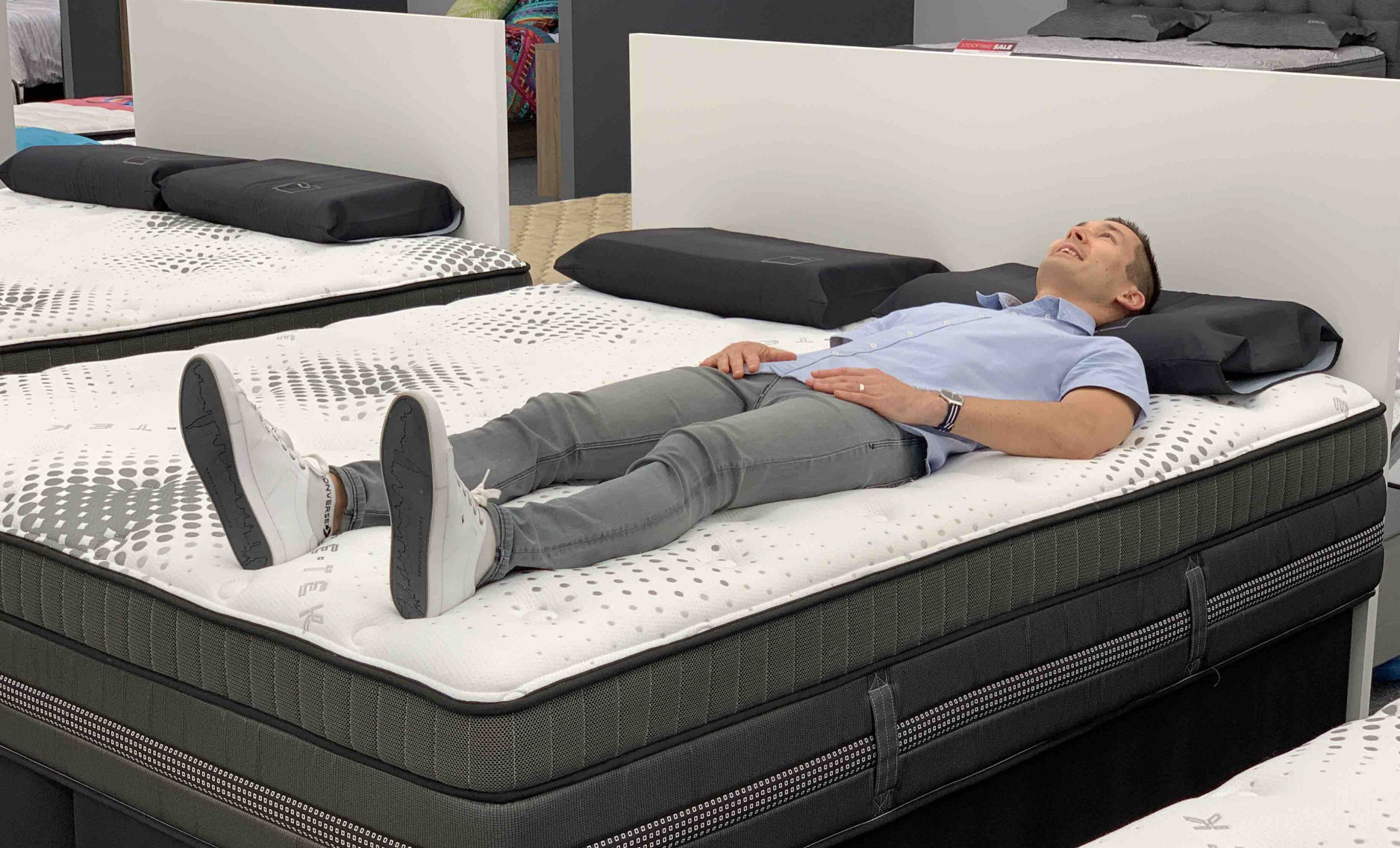 Australia S Top 5 Mattresses For Back Pain In 2021 Bedbuyer